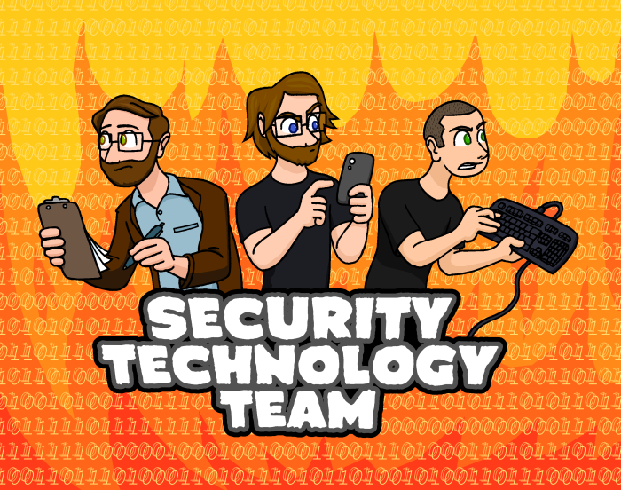 Security Technology Team!!!